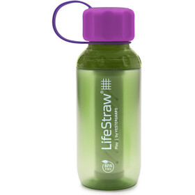 LifeStraw Play Drinking Bottle with Water Filter Kids lime